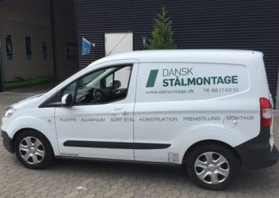 Dansk Stålmontage
