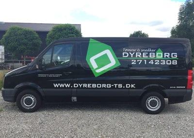 Tømrer og snedker Dyreborg