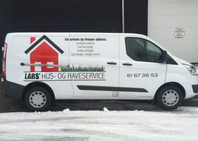 Lars' hus- og haveservice